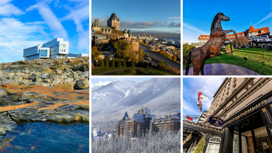 The GATE's Best Hotels of Canada