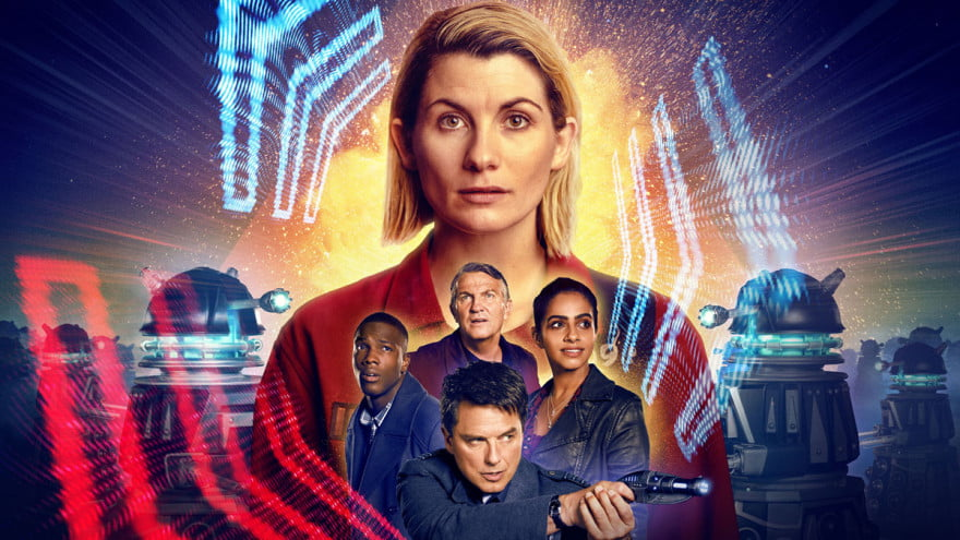 Doctor Who Special 2020 - Revolution Of The Daleks