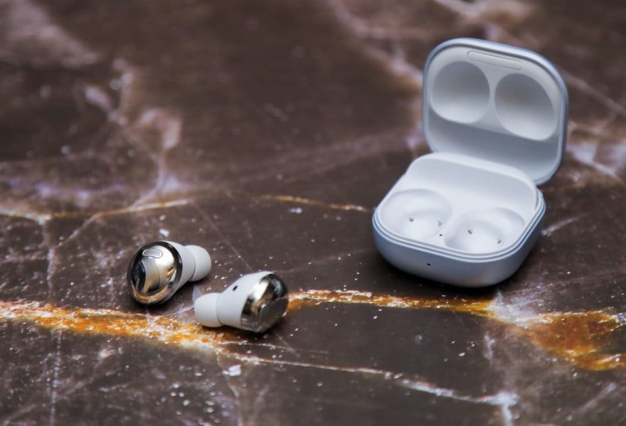 Samsung Galaxy Buds Pro and case