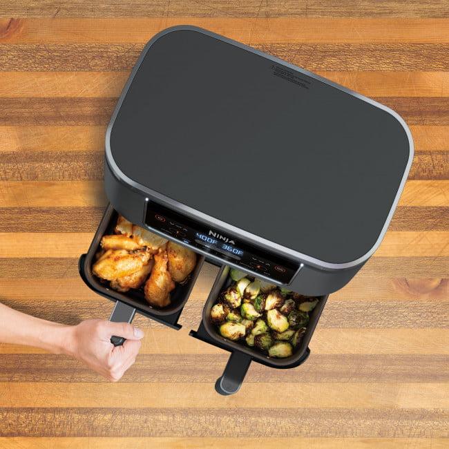 Ninja Foodi 2-Basket Air Fryer with DualZone Technology