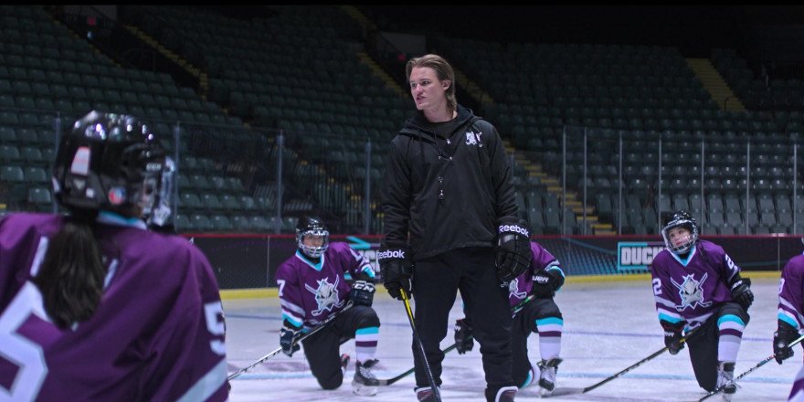 Dylan Playfair in The Mighty Ducks: Game Changers