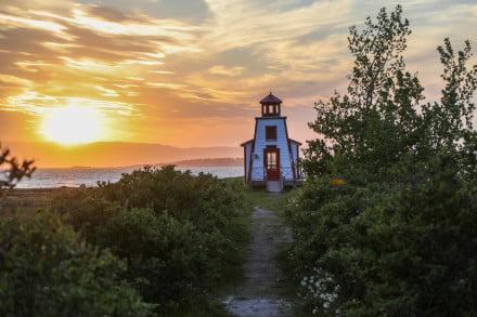 Saint-André de Kamouraska lighthouse, Quebec
