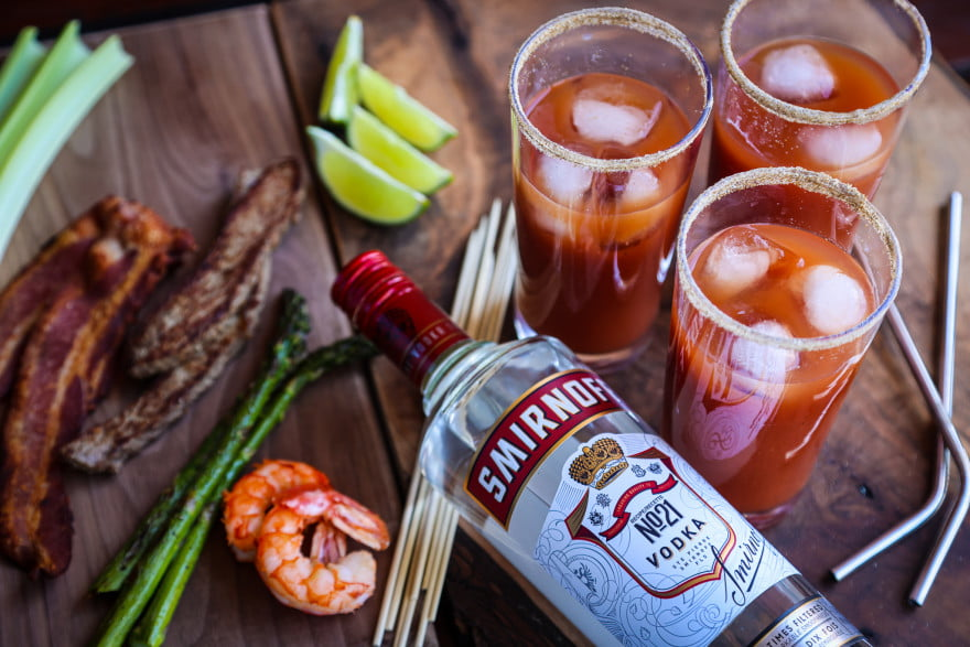Smirnoff Original Caesar