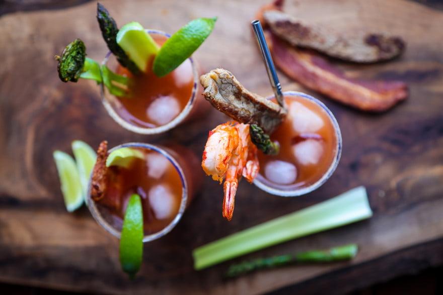 Caesar cocktails