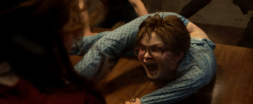 JULIAN HILLIARD as David Glatzel in The Conjuring: The Devil Made Me Do It