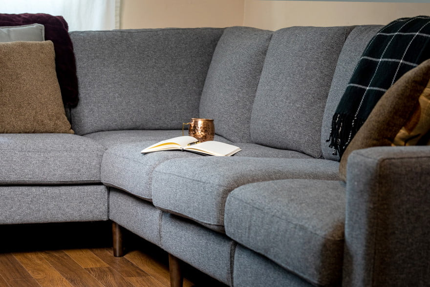 Cozey couch