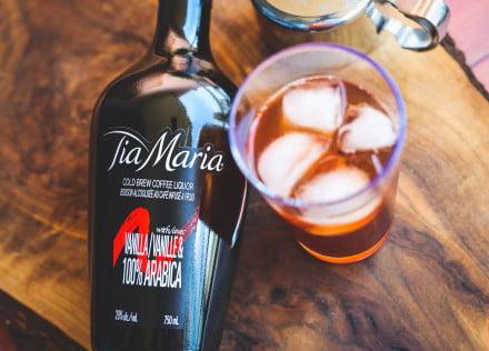 Tia Maria Coffee Raspberry Lemonade