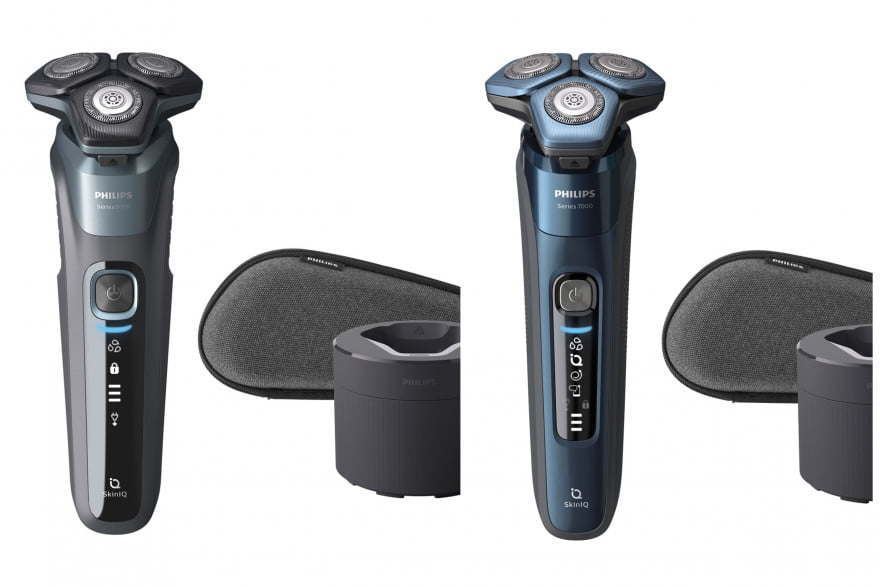 Philips S5000 and S7000 Shavers