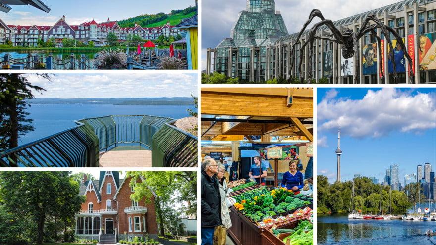Ontario's Best Destinations