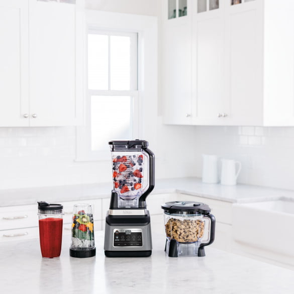 Ninja Professional Plus Kitchen System with Auto IQ