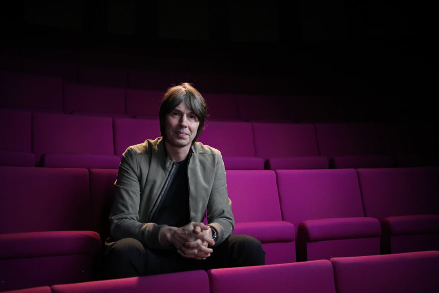 Brian Cox's Adventures in Time and Space