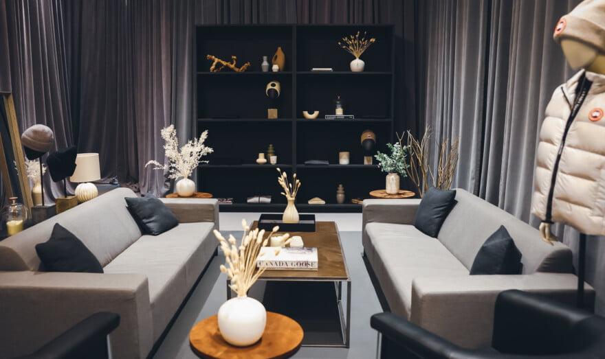 Canada Goose Lounge at TIFF 2021