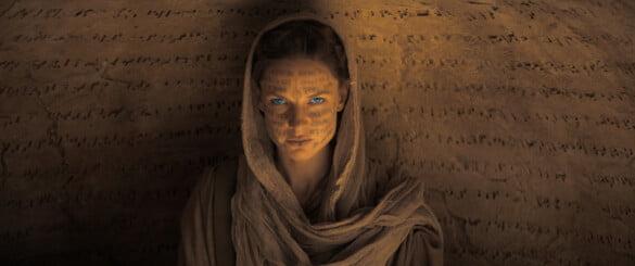 Rebecca Ferguson as Lady Jessica